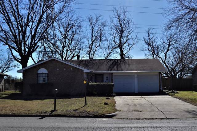 3116 Valley Forge Trail, Forest Hill, TX 76140 (MLS #14238185) :: Van Poole Properties Group