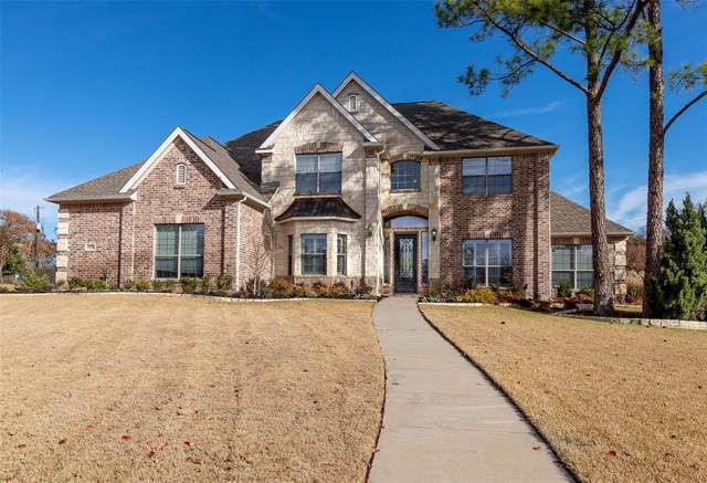 1710 Weeping Willow Way, Southlake, TX 76092 (MLS #14238187) :: The Kimberly Davis Group