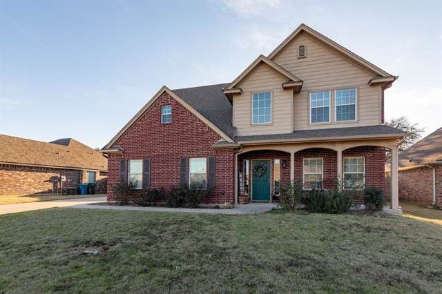 306 Howard Way Drive, Aledo, TX 76008 (MLS #14238188) :: RE/MAX Town & Country