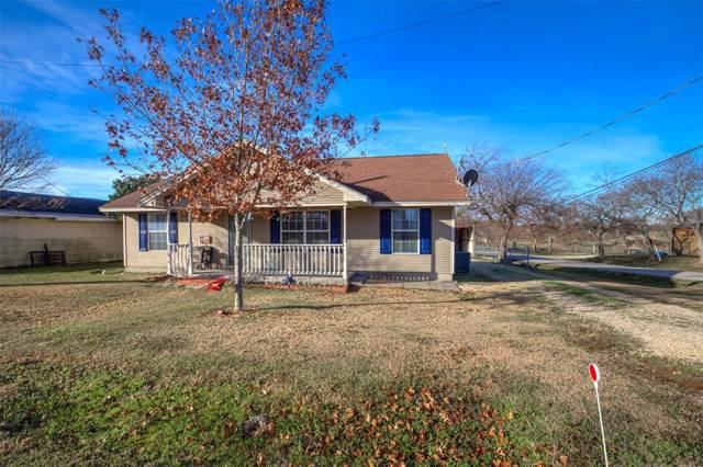 315 Allen Street, Frost, TX 76641 (MLS #14238190) :: Dwell Residential Realty