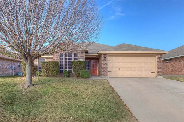 1014 Thistle Meade Circle, Burleson, TX 76028 (MLS #14238192) :: RE/MAX Pinnacle Group REALTORS