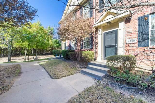 4068 Kyndra Circle, Richardson, TX 75082 (MLS #14238199) :: Trinity Premier Properties