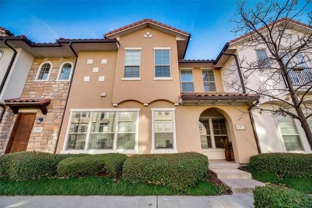 6767 Plaza Via, Irving, TX 75039 (MLS #14238215) :: Tenesha Lusk Realty Group