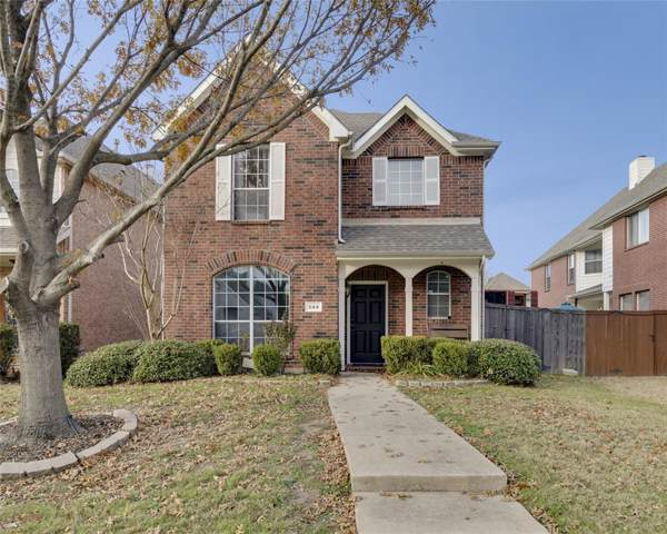 544 Hawken Drive, Coppell, TX 75019 (MLS #14238232) :: Hargrove Realty Group