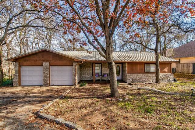 4114 Mojave Drive, Granbury, TX 76049 (MLS #14238238) :: Robbins Real Estate Group