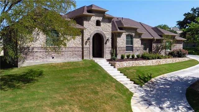 7408 Lochwood Court, Fort Worth, TX 76179 (MLS #14238260) :: The Chad Smith Team