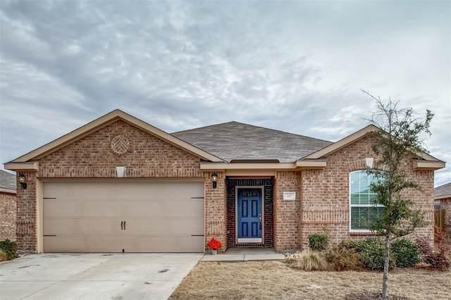 207 Magnolia Drive, Princeton, TX 75407 (MLS #14238265) :: The Kimberly Davis Group