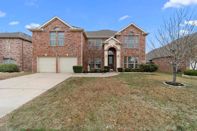 2421 Fawn Meadow Drive, Little Elm, TX 75068 (MLS #14238323) :: Robbins Real Estate Group