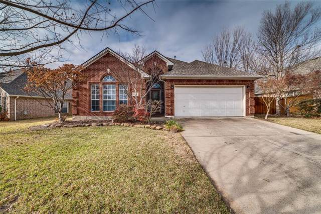 1709 Clover Hill Road, Mansfield, TX 76063 (MLS #14238324) :: All Cities Realty