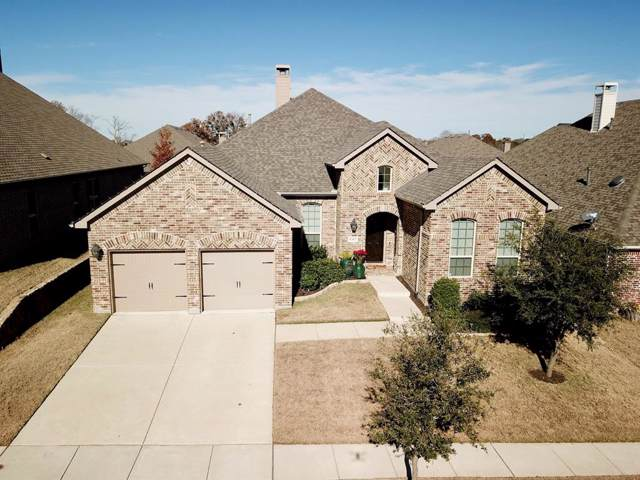 1317 Bluebell Avenue, Argyle, TX 76226 (MLS #14238335) :: The Daniel Team