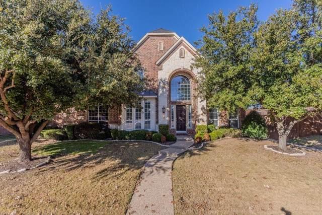 1224 Crockett Drive, Frisco, TX 75033 (MLS #14238337) :: Vibrant Real Estate