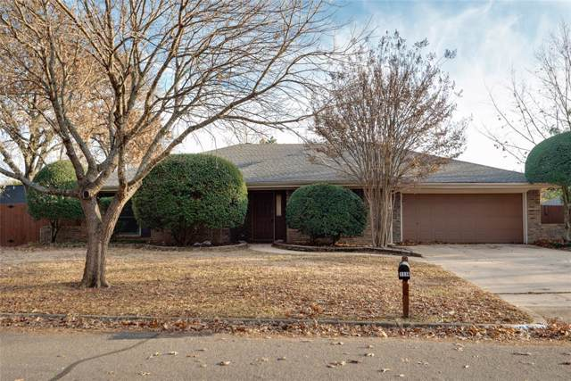 1114 Cypress Point, Mansfield, TX 76063 (MLS #14238338) :: Tenesha Lusk Realty Group
