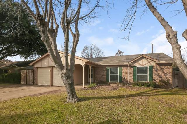 8241 Saint Patrick Street, North Richland Hills, TX 76180 (MLS #14238346) :: All Cities Realty
