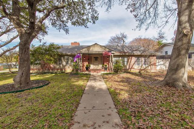 4201 Shannon Drive, Fort Worth, TX 76116 (MLS #14238354) :: All Cities Realty