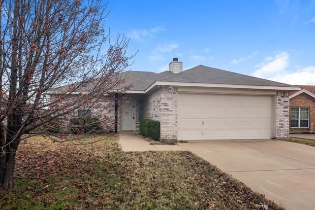 2633 Cherry Hills Lane, Burleson, TX 76028 (MLS #14238355) :: Real Estate By Design