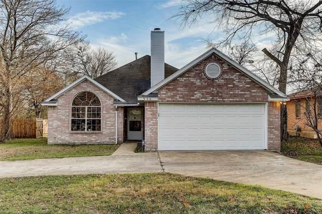 556 Rea Avenue, Lancaster, TX 75146 (MLS #14238360) :: Tenesha Lusk Realty Group