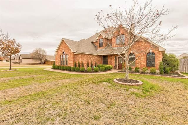 1242 Woodbridge Court, Willow Park, TX 76087 (MLS #14238366) :: Team Hodnett