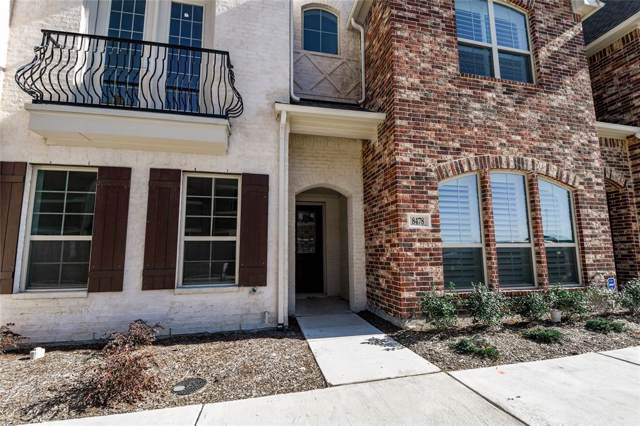 8478 Church Street, Frisco, TX 75034 (MLS #14238367) :: The Kimberly Davis Group