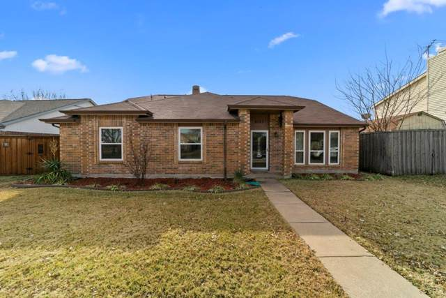4153 Newton Street, The Colony, TX 75056 (MLS #14238370) :: Robbins Real Estate Group