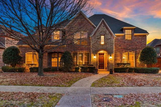 5161 Running Brook Drive, Frisco, TX 75034 (MLS #14238376) :: RE/MAX Town & Country