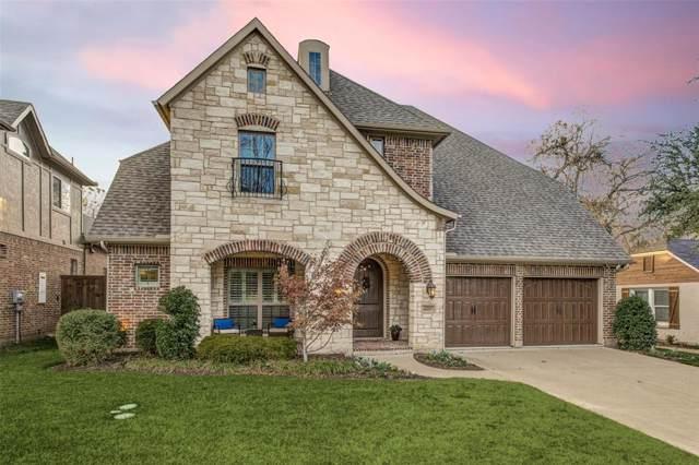 4217 Camden Avenue, Dallas, TX 75206 (MLS #14238387) :: Century 21 Judge Fite Company