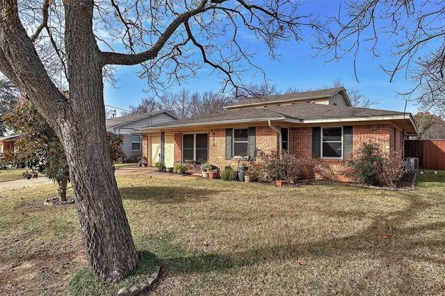 413 W Anita Street, Sherman, TX 75092 (MLS #14238388) :: Robbins Real Estate Group