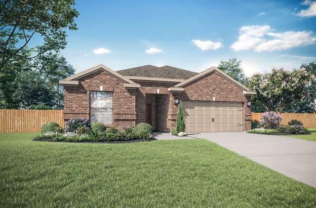 4010 Waterfront Drive, Sanger, TX 76266 (MLS #14238400) :: Team Hodnett