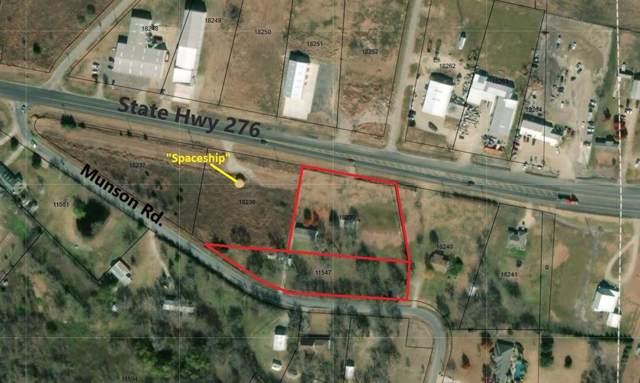 299 S Munson Road, Royse City, TX 75189 (MLS #14238416) :: The Mitchell Group