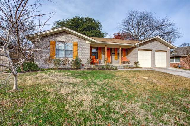3512 Guadalupe Road, Fort Worth, TX 76116 (MLS #14238417) :: North Texas Team   RE/MAX Lifestyle Property