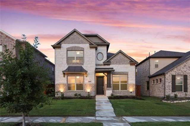 928 Julia Place, Allen, TX 75013 (MLS #14238419) :: Tenesha Lusk Realty Group