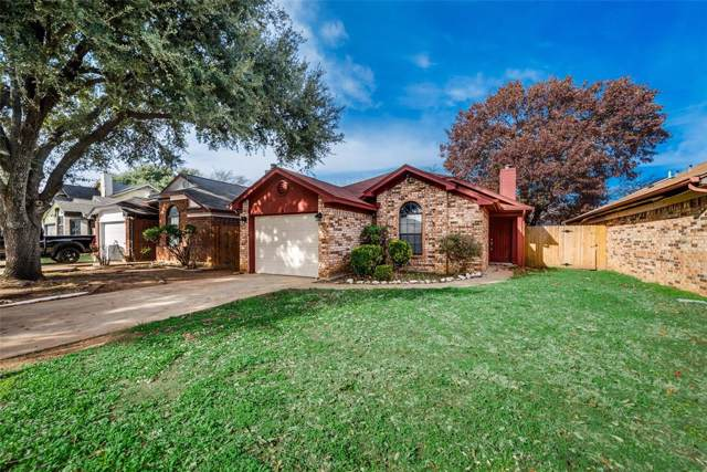 1728 Woodhall Way, Fort Worth, TX 76134 (MLS #14238420) :: RE/MAX Town & Country