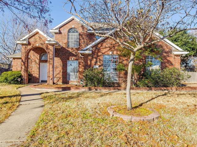 4 Brittany Court, Mansfield, TX 76063 (MLS #14238434) :: All Cities Realty