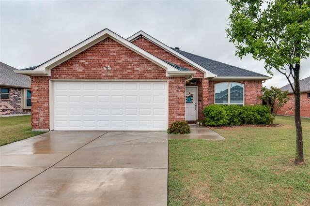 2113 Woodhaven Drive, Little Elm, TX 75068 (MLS #14238446) :: Robbins Real Estate Group