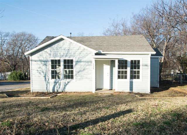 2201 Bolivar Street, Denton, TX 76201 (MLS #14238456) :: All Cities Realty