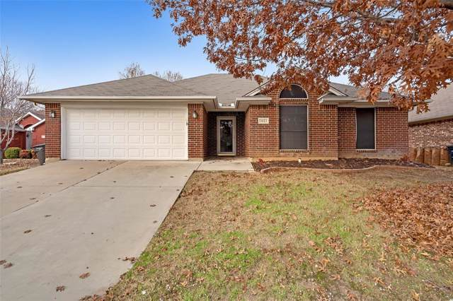 3613 Kodiak Court, Fort Worth, TX 76137 (MLS #14238460) :: The Heyl Group at Keller Williams