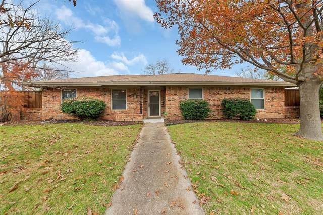 611 Lake Ridge Drive, Allen, TX 75002 (MLS #14238461) :: Vibrant Real Estate
