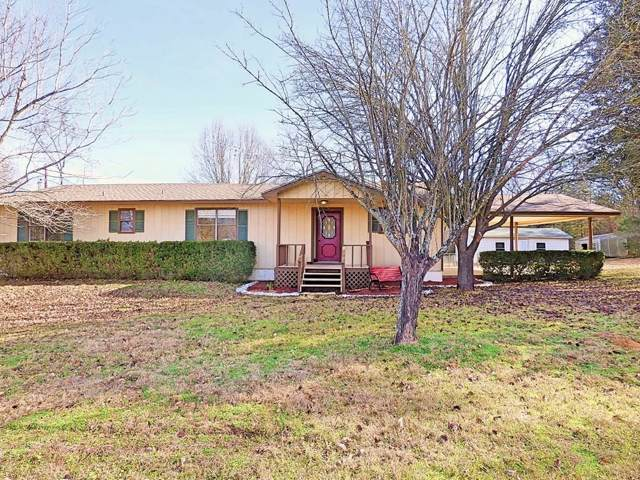 4147 County Road 4260, Mount Pleasant, TX 75455 (MLS #14238489) :: The Kimberly Davis Group