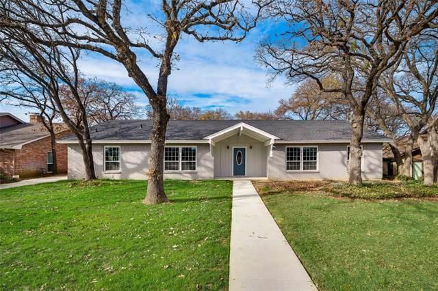 4419 Woodridge Drive, Arlington, TX 76013 (MLS #14238493) :: Tenesha Lusk Realty Group