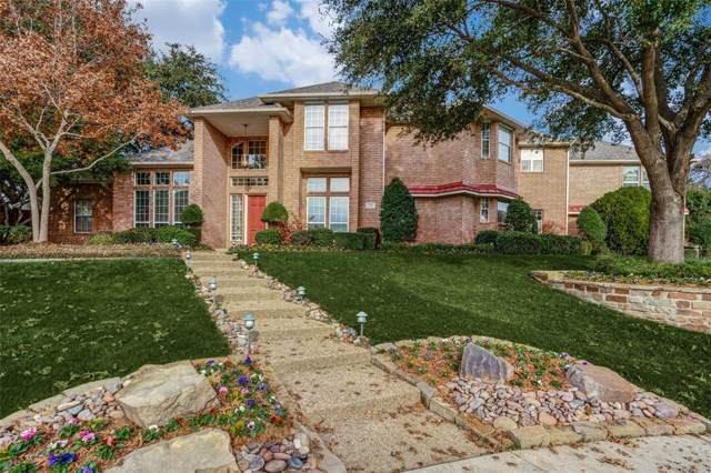 780 Crestview Court, Coppell, TX 75019 (MLS #14238501) :: Team Tiller