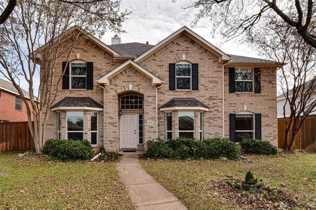 1208 Meadowgate Drive, Allen, TX 75002 (MLS #14238506) :: Tanika Donnell Realty Group