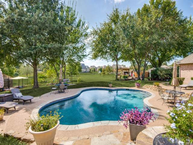 165 E Dove Road, Southlake, TX 76092 (MLS #14238519) :: The Kimberly Davis Group