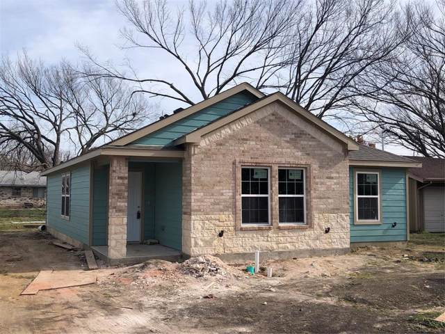 312 N Goode Road, Wilmer, TX 75172 (MLS #14238534) :: Baldree Home Team