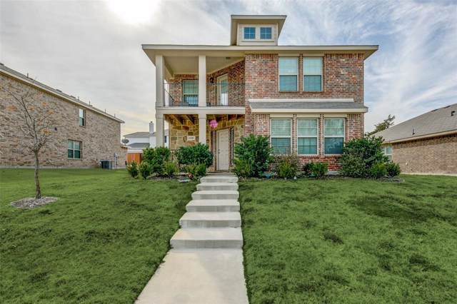 4127 Passage Way, Lancaster, TX 75146 (MLS #14238538) :: RE/MAX Town & Country