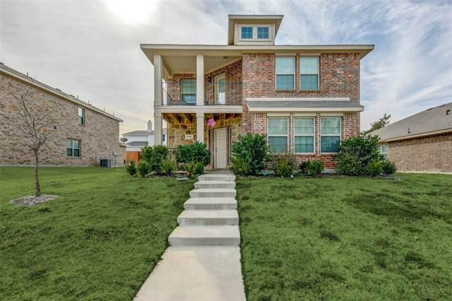 4127 Passage Way, Lancaster, TX 75146 (MLS #14238538) :: Tenesha Lusk Realty Group