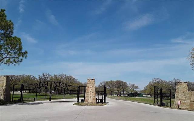 Lot 22 Dominion Drive, Royse City, TX 75189 (MLS #14238547) :: Dwell Residential Realty