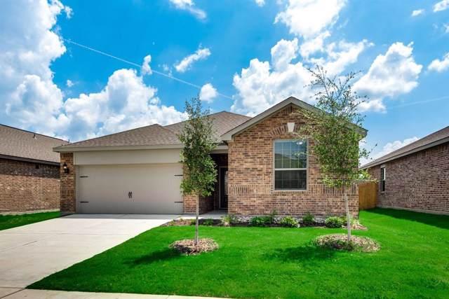 1407 Park Trails Boulevard, Princeton, TX 75407 (MLS #14238553) :: The Kimberly Davis Group