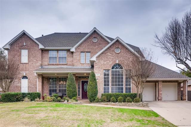 938 Midland Creek Drive, Southlake, TX 76092 (MLS #14238566) :: The Kimberly Davis Group