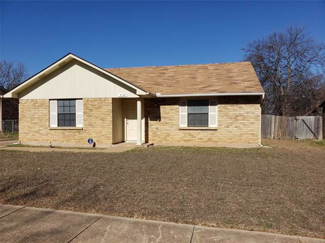 3732 Seven Gables Street, Fort Worth, TX 76133 (MLS #14238573) :: Tenesha Lusk Realty Group