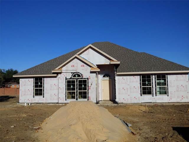 1204 Royse Ridge Road, Ennis, TX 75119 (MLS #14238576) :: The Good Home Team