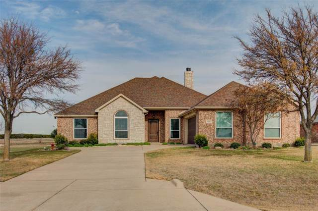 7009 Turnberry Drive, Cleburne, TX 76033 (MLS #14238583) :: The Rhodes Team